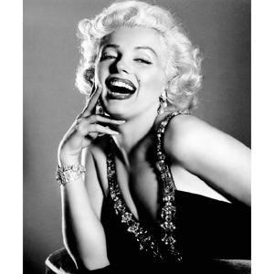 TEMPO KONDELA Obraz, s motívom Marilyn Monroe, 50x70 cm