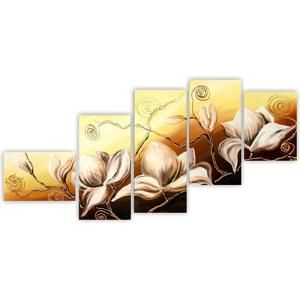 TEMPO KONDELA Obraz, ručne maľovaný, 150x70 cm, BB00379R