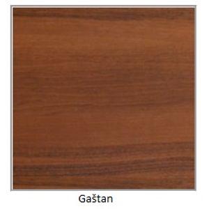 ArtElb Jedálenský stôl ALBA 2 Farba: Gaštan