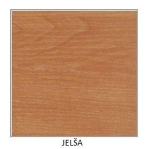 ArtElb Jedálenský stôl ALBA 2 Farba: Jelša
