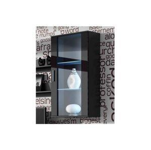 Artcam Visiaca vitrína SOHO S2 Farba: Čierna/čierny lesk