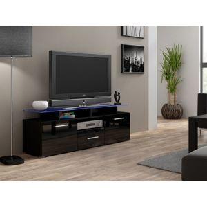 Artcam RTV stolík EVORA mini čierny Farba: Čierna/čierna