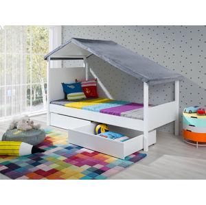 ArtBed Detská posteľ Penelope Prevedenie: Borovica prírodná
