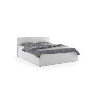 BMS Široká výklopná posteľ Panamax Prevedenie: Biela, 140 x 200 cm