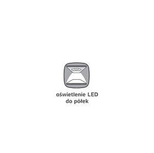 BRW Doplnok: ELPASSO - LED osvetlenie pre REG1W3D/14/9 Voliteľná možnosť: osvetlenie