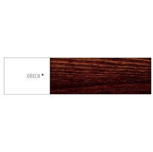 Úložný box pod posteľ - masív LK151 | borovica Morenie: Orech