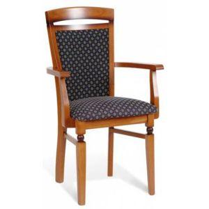 BRW Jedálenská stolička Bawaria DKRS P