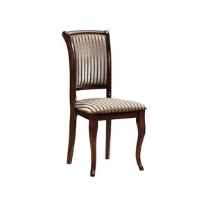 Jedálenská stolička MN-SC/tmavý orech II