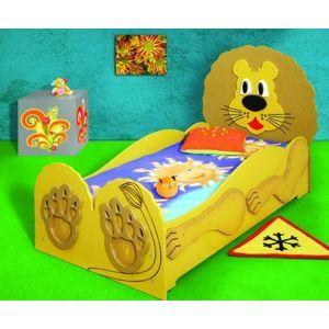 Artplast Detská posteľ Lev Prevedenie: lev