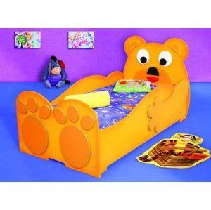 Artplast Detská posteľ Medveď Prevedenie: medveď
