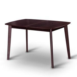 TEMPO KONDELA Jedálenský stôl, wenge, CHAN