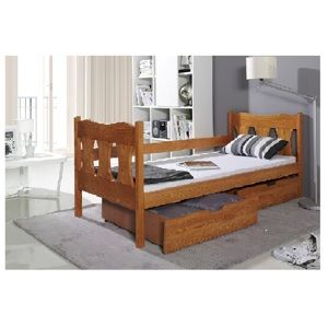 ArtBed Detská posteľ Verona Prevedenie: Morenie - Akryl
