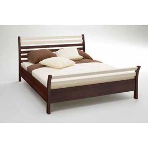 ArtBed Manželská posteľ Modena / 180/200 Prevedenie: Borovica prírodná