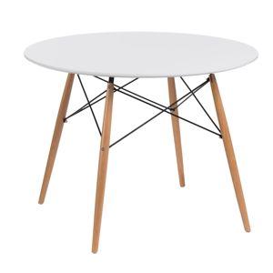 Stolík DTW nízky 60cm biely Prevedenie: Stôl DTW - 100 cm