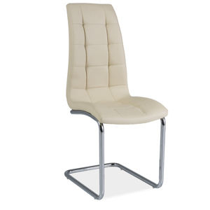 Signal Jedálenská stolička H-103 Farba: Krémová
