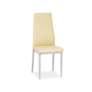 Jedálenská stolička H-262 Farba: Krémová
