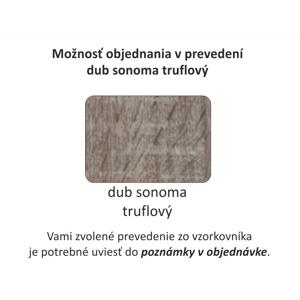 Tempo Kondela Skriňa MONTANA S3D Farba: Dub sonoma trufel