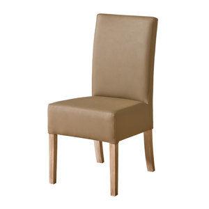 Dolmar  Jedálenská stolička CARMELO C23 Farba: Latte