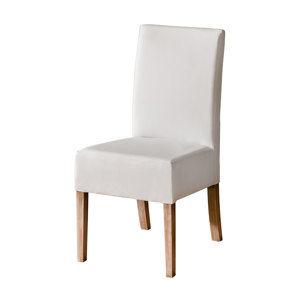 Dolmar  Jedálenská stolička CARMELO C23 Farba: Biela