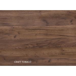 WIP Konferenčný stolík LEON 5/D Farba: craft tobaco