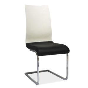 Signal Jedálenská stolička H-791 Farba: Biela