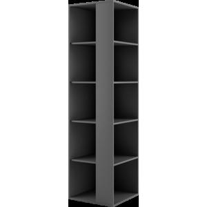 Dig-net nábytok  Rohový regál BUMERANG BR-16