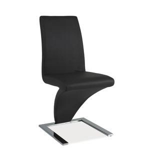 Signal Jedálenská stolička H-010 Farba: Tmavo sivá