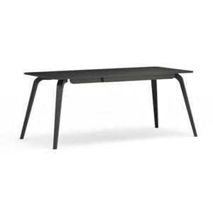 BRW Jedálenský stôl Possi STO Farba: šedý wolfram