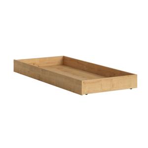 BRW Zásuvka pod posteľ Porto SZU Farba: dub prírodný burlington