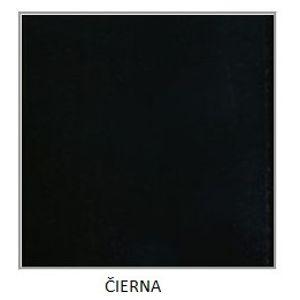 ArtElb Jedálenská stolička BOSS 10 Farba: Čierna