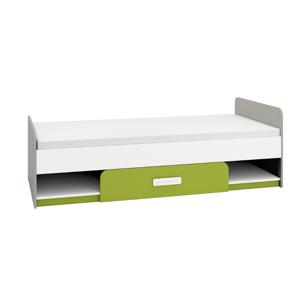 MLnábytok Posteľ IQ 12 Farba: Zelená