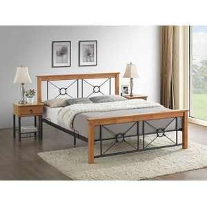 Signal Manželská posteľ SORIA