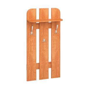 MLnábytok Vešiakový panel W 59-01 Farba: Jelša