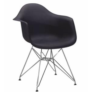 Tempo Kondela Jedálenská stolička Feman New Farba: Čierna