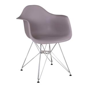 Tempo Kondela Jedálenská stolička Feman New Farba: Tepla sivá