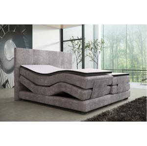 ArtMarz Manželská posteľ Mario Electric Hard-top Prevedenie: 180 x 200 cm