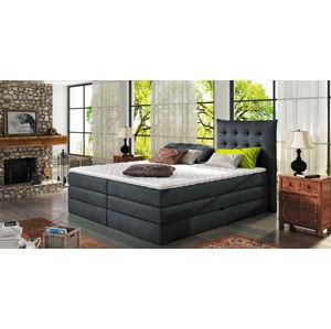 Wersal Manželská posteľ Aura Boxspring Prevedenie: 180 x 200