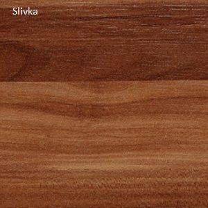 WIP Zrkadlo Maximus MXS-15 Farba: Slivka