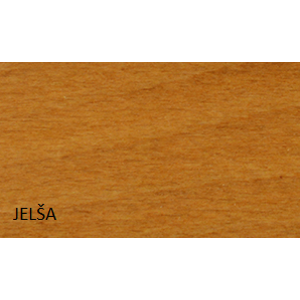 ArtElb Jedálenský set MAX XI / BOSS X (1+4) Farba: Jelša