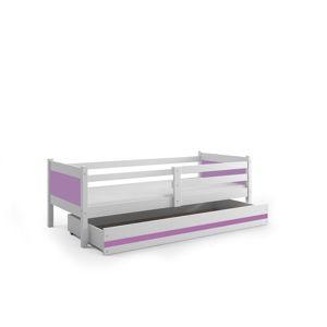 BMS Detská posteľ Rino 80 x 190 Farba: Fialová