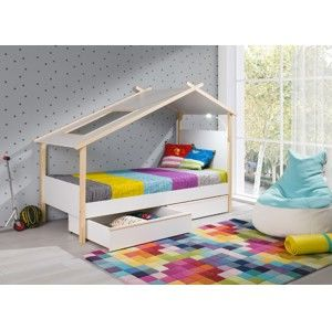 ArtBed Detská posteľ Rosana Prevedenie: LED osvetlenie