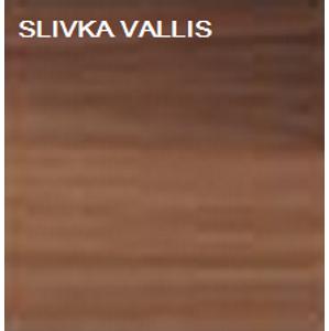 ArtMadex Šatníková skriňa PENELOPA 155 / PALMA 3 Farba: Slivka vallis