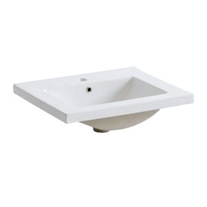 ArtCom Kúpeľňová zostava BALI / GRAY Bali: keramické umývadlo 60 cm CFP - 9060